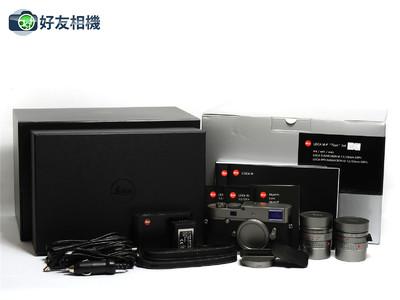 徕卡/Leica M-P钛限量版套机连28/2 ASPH.和50/2 APO镜头 *全新*