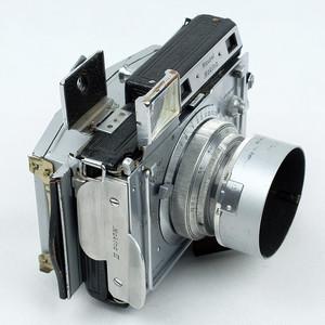 德国 Plaubel Makina III 6x9 伸缩相机