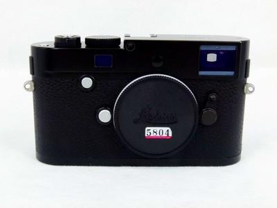 华瑞摄影器材-徕卡 M-P(Typ 240)黑色带意大利皮套