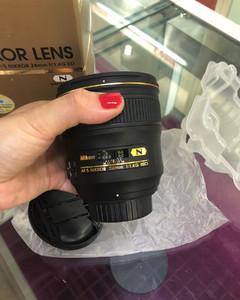尼康 AF-S尼克尔24mm f/1.4G ED