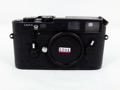 华瑞摄影器材-包装齐全的徕卡Leica M4 50周年纪念版