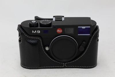 【情迷海印店】徕卡 M9 黑色 (NO:9183)快门:1721次已更换CCD