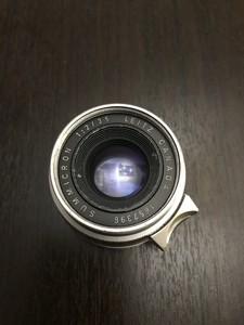 莱卡 Leica 八枚玉 初代M 35/2 眼镜版