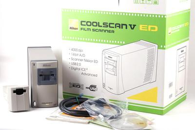 尼康 Cool Scan VED(LS-50ED)+SA-21#jp20314