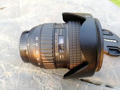 图丽 AT-X 12-28mm F4 PRO DX (尼康口)
