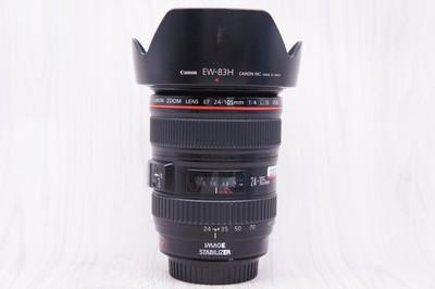 95新 佳能 EF 24-105mm f/4L IS USM 镜头 佳能24-105/4 2557