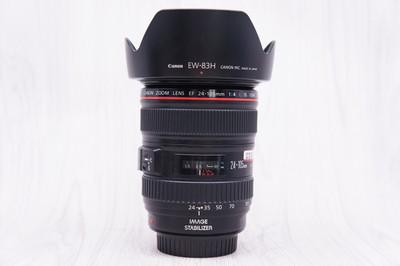 98新 佳能 EF 24-105mm f/4L IS USM 镜头 佳能24-105/4 2556