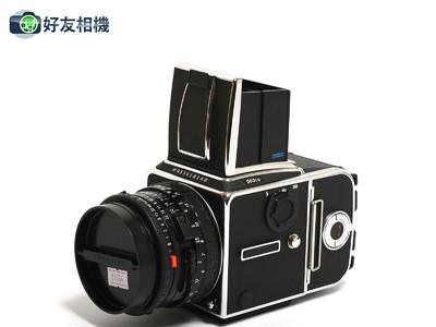 哈苏 503CW相机 连CFE 80mm镜头, A12背, D型增亮对焦屏 *美品*