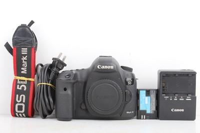85新二手 Canon佳能 5D3 单机 高端单反 无敌三 002098京