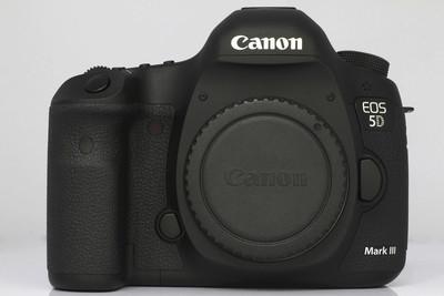 【全画幅专业单反数码相机】佳能5DMark III(NO:2910)*