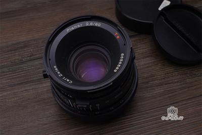 HASSELBLAD 哈苏 80/2.8 CF 80MM F2.8 503系列用 标准镜头