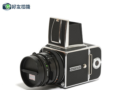 哈苏 500C/M相机 连CF 80mm F/2.8 T*镜头, A12背 *如新*