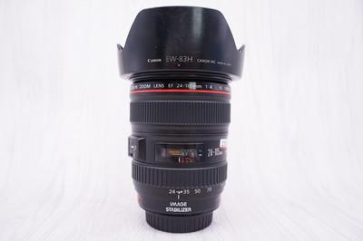 97新 佳能 EF 24-105mm f/4L IS USM 镜头 佳能24-105/4 2555