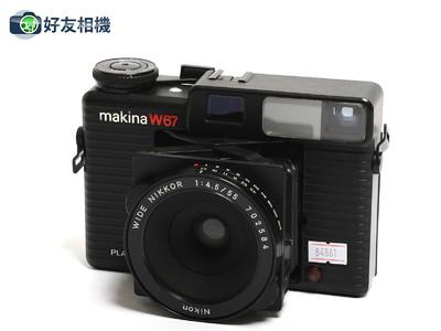 派宝 玛琦娜 Makina W67 中画幅相机 带Wide Nikkor 55mm镜头