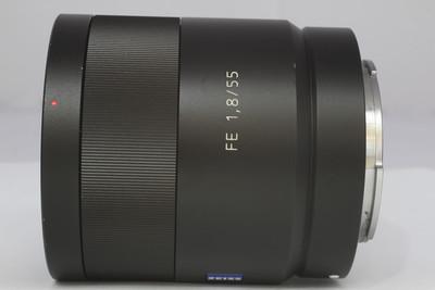 【全画幅标准定焦镜头】索尼55/1.8ZA(SEL55F18Z)(NO:8917)*