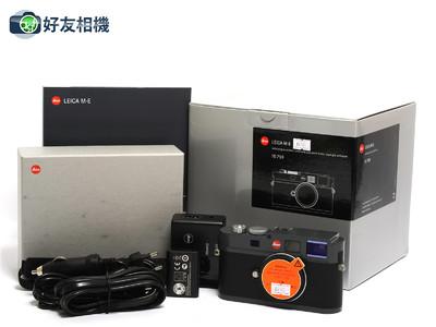 徕卡/Leica M-E数码旁轴相机 CCD已换 快门数1370 *超美品连盒*
