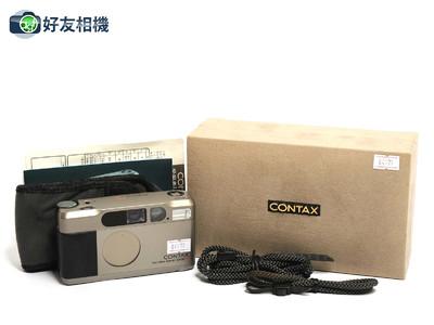 康泰时/Contax T2 傻瓜相机 带38mm F/2.8 T*镜头 *美品*