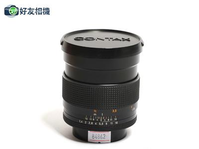 康泰时/Contax Planar 85mm F/1.4 AEG镜头 德产 *超美品*