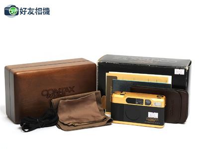 康泰时 T2金色傻瓜相机 60周年版带Sonnar 38mm镜头 *超美品连盒*