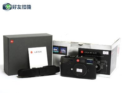 徕卡/Leica M7 旁轴相机 黑色 0.72取景器
