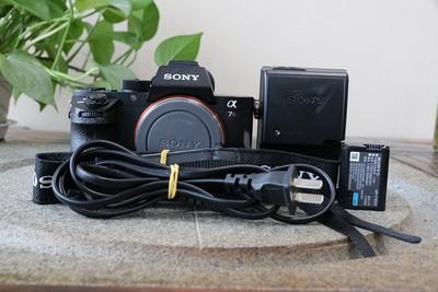 88新二手 Sony索尼 A7R2 单机 微单相机二手回收 020305武