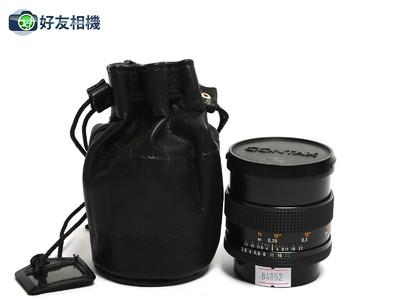 康泰时/Contax Distagon 28mm F/2.8 MMJ镜头 *超美品*