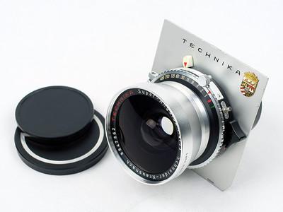 稀有施耐德 Schneider SUPER- ANGULON 53mm F4 标刚镜头