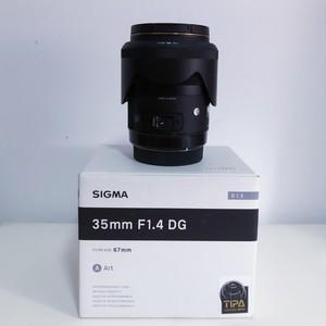 适马 35mm f/1.4 DG HSM(A)佳能口