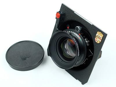 施耐德Schneider APO 150mm f5.6  带林哈夫凹版