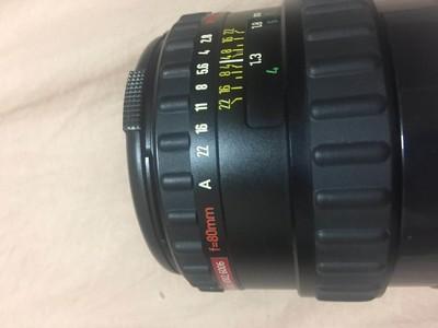 德国禄莱相机 6008i2+80/2.8套机