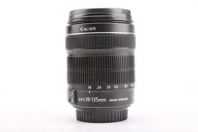 95新二手 Canon佳能 18-135/3.5-5.6 IS STM变焦镜头 003065亚