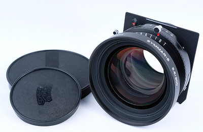施耐德 Schneider SYMMAR-S 300mm f5. 6  极上品!