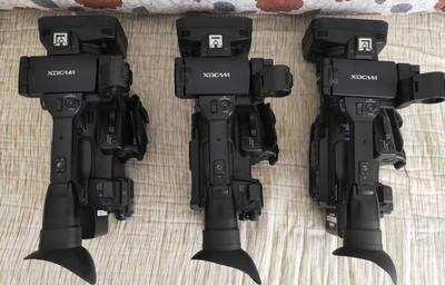 索尼 PXW-X280  出售三台SONY X280高清摄像机!