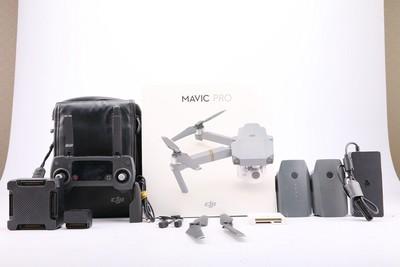 全新DJI大疆 御 Mavic Pro 无人机 配件旧只卖不租 回收 021430津