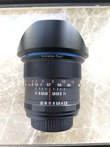 老蛙12mm F2.8 D-Dreamer Zero-D (尼康口)