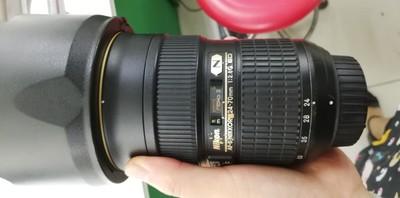 出一支成色不错的尼康 AF-S Nikkor 24-70mm f/2.8G ED