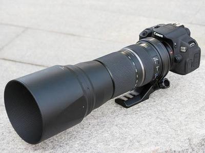 腾龙 SP 150-600mm f/5-6.3 Di VC USD(A011) (佳能口)