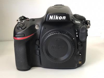 尼康全画幅单反相机D800E 低价转 天津福润相机行