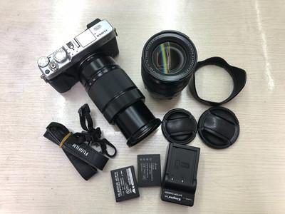 富士微单 X-E1+50-230套机 代友出 低价转 天津福润相机行