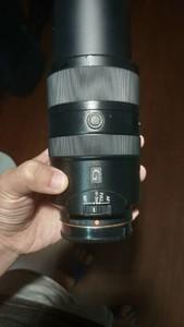 95新索尼 a口α口70-300长焦镜头可转接a7系列