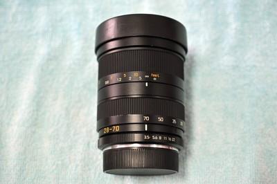 Leica Vario Elmar-R 28-70 mm f/ 3.5-4.5