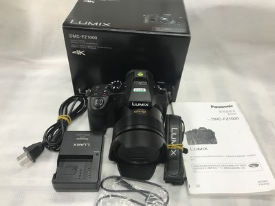 Panasonic/松下 DMC-FZ1000GK 徕卡镜头 4K视频拍摄