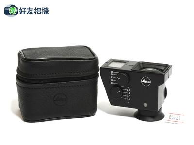 徕卡/Leica M 16-18-21-24-28五焦段M广角光学取景器 12011*99新*