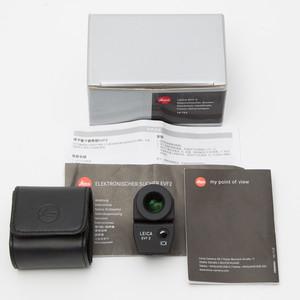 Leica徕卡EVF2电子取景器M M-P 240 X2 X Vario用18753 98新#2480