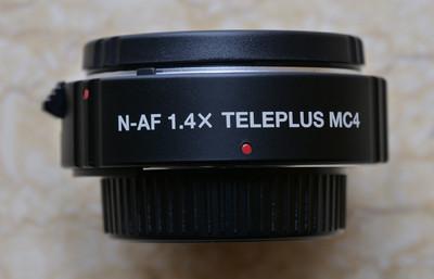 肯高 AF 1.4X 增距镜(尼康口)