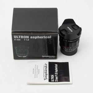 福伦达 ULTRON 21mm /F1.8 VM 徕卡M口 莱卡 广角镜头 90新 #1043