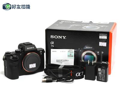 索尼/Sony ILCE-7M2 索尼a7m2全画幅微单相机 索尼微单*95新连盒*