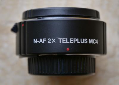 肯高 AF 2.0X  增距镜(尼康口)