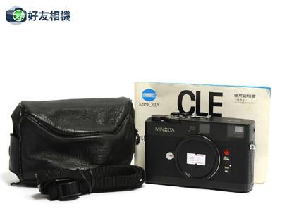 美能达/Minolta CLE 旁轴相机 徕卡M口 *95新*
