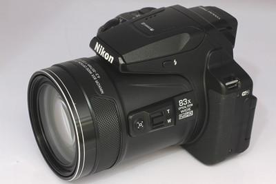 尼康P900s 83倍长焦数码相机(NO:4726)*